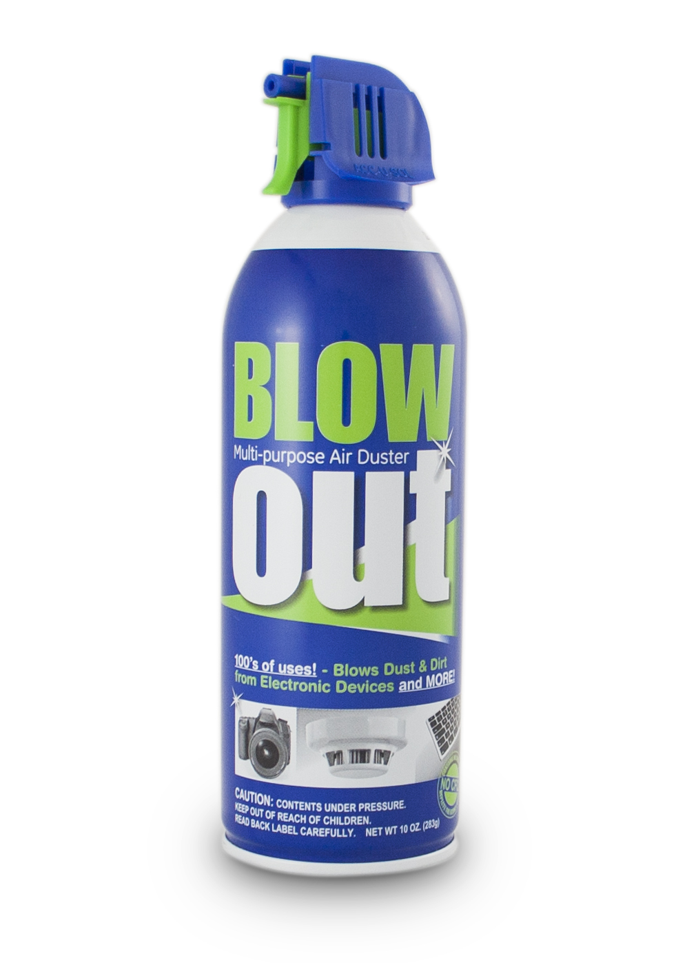BLOWout CASE OF 48: DETECTOR AIR DUSTER